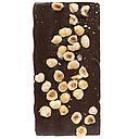 CHOCOLAT NOIR 70% NOISETTES TABLETTE VRAC