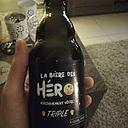 BIERE DES HEROS