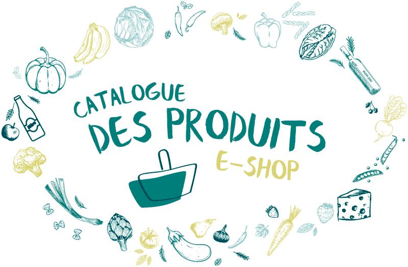Catalogue des produits Vervîcoop